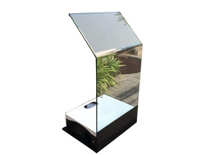 See Through LCD Display Platform 30 Inch PC Advertising Screen